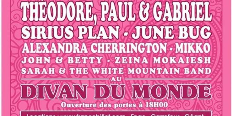 Paris folk festival