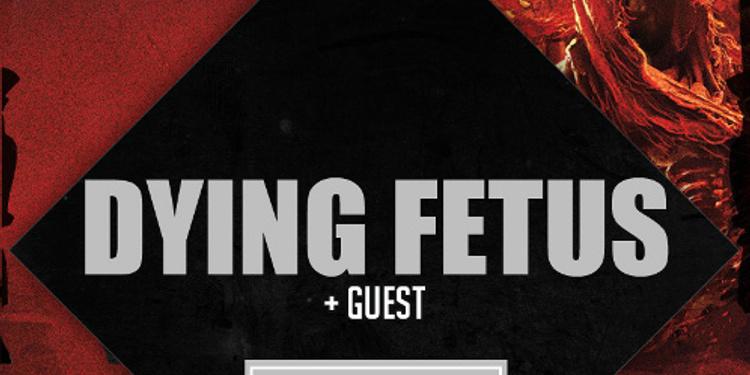 Dying Fetus - Colors Music Estival