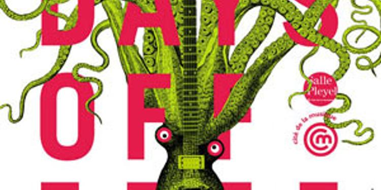 Festival Days Off 2014 - Eels en concert