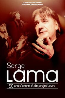 Serge Lama fête ses 50 ans de Carrière
