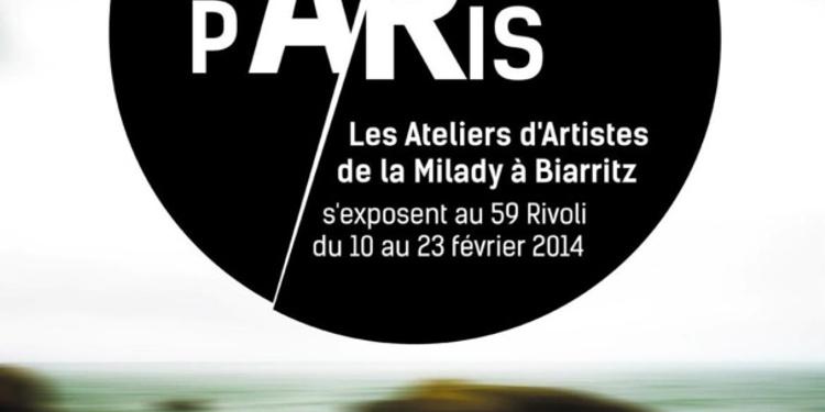 BIARRITZ-PARIS exposition d'art contemporain