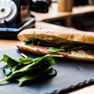 Le Chéri Charlot, un amour de sandwich