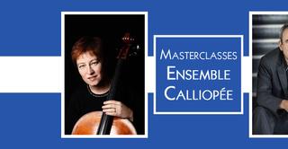 Concert : Lunch Time Masterclasses par l'Ensemble Calliopée