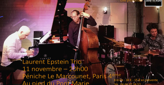 Laurent Epstein trio