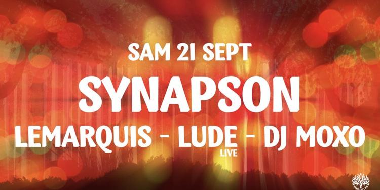 La Clairière: Synapson (DJ Set)