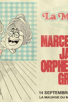 La Mamie's Trip - Marcellus Pittman • Jay Daniel • Orpheu The Wizard • Greg-Greg