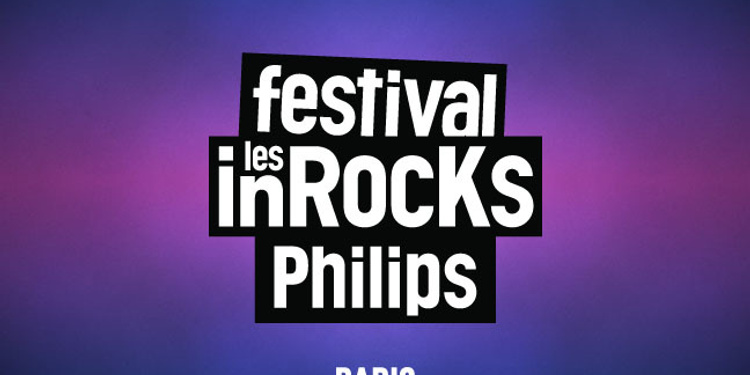 Festival Les Inrocks Philips Paris 2015