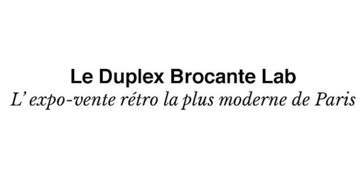 Le Duplex Brocante Lab