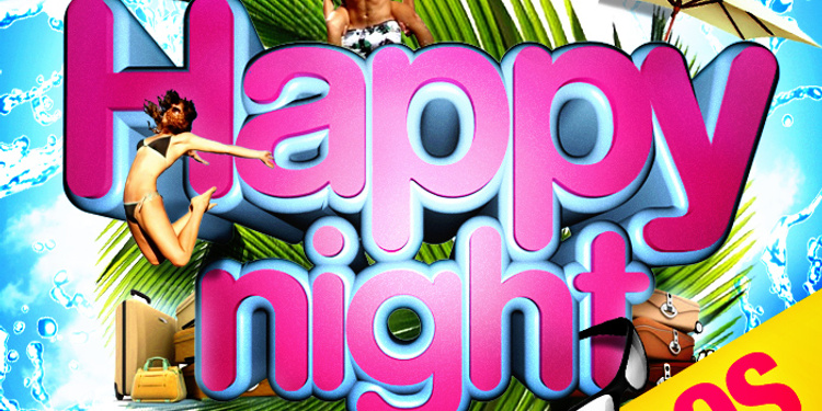 happy night - consos 2€