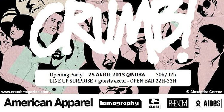 Crumb Opening Party