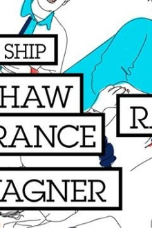 HER MAJESTY'S SHIP = DAVID SHAW b2b DOMBRANCE + YAN WAGNER invitent RAY MANG