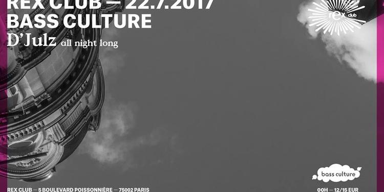 Bass Culture 20th Birthday Part 4 |D'Julz all night long
