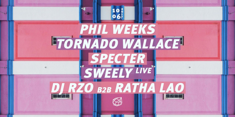 Concrete: Phil Weeks, Tornado Wallace, Specter, Sweely
