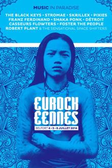 Festival Eurokéennes de Belfort 2014