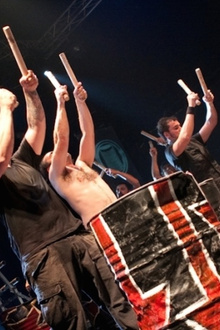 Tambours du bronx - Corros tour 2015