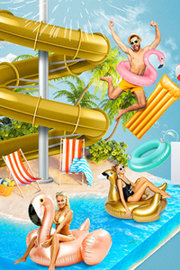 Aquaboulevard Pool Party 2020 - Aquaboulevard - mardi 31 décembre 2019