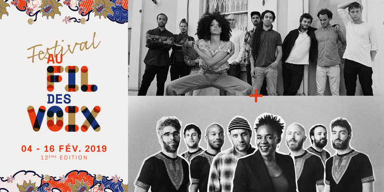 Arat Kilo feat. Mamani Keïta & Mike Ladd // Nubiyan Twist - Festival Au Fil des Voix