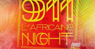 911 L'africaine Night