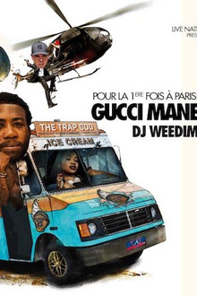 Gucci Mane, Rae Sremmurd, DJ Weedim's French Bakery Circus