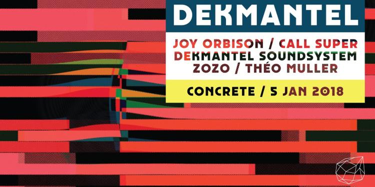 Concrete X Dekmantel
