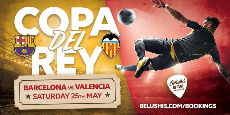 Copa Del Rey final!