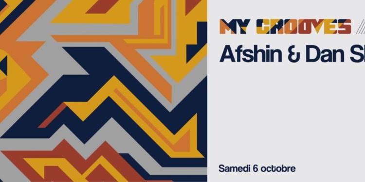 My Grooves: Afshin & Dan Shake