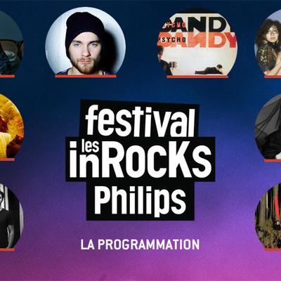 Festival Les inRocKs Philips 2014 : la programmation enfin dévoilée