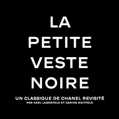 La petite veste noire de Chanel sous toutes les coutures au Grand Palais