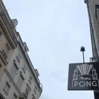Le Mini Pong