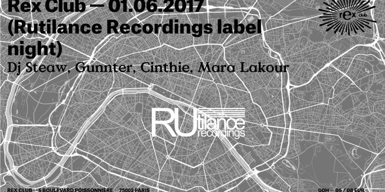 RUTILANCE w/ DJ Steaw, Gunnter, Cinthie, Mara Lakour