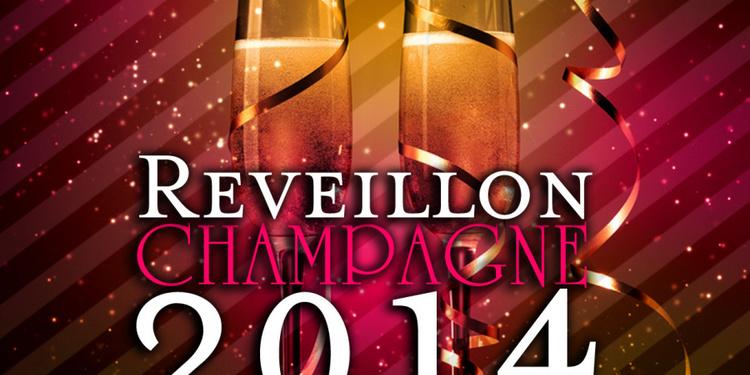 Réveillon Champagne 2014