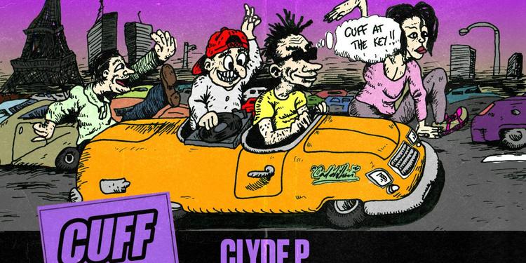 Cuff & The Key Paris present: Dennis Cruz, Clyde P & More