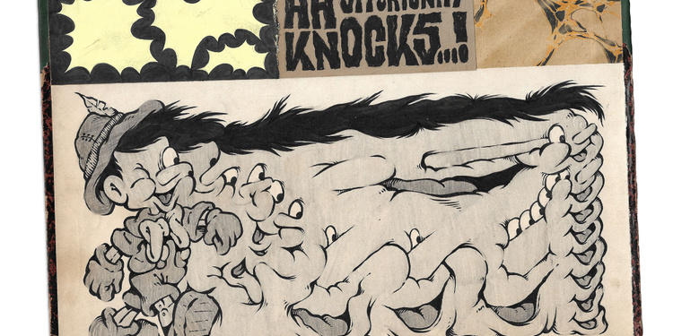 Knock! Knock!  par Pablo Dalas
