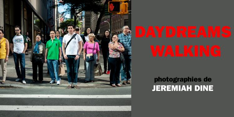 Exposition – « Daydreams Walking » de Jeremiah Dine