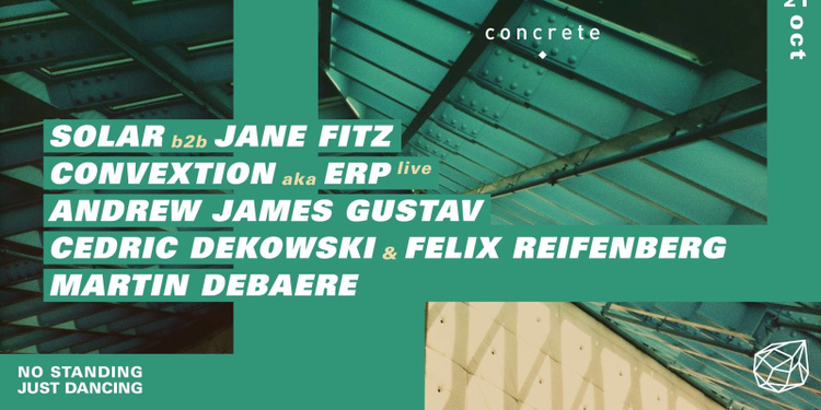 Concrete: Solar b2b Jane Fitz, Convextion aka ERP