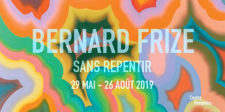 Bernard Frize - Sans Repentir