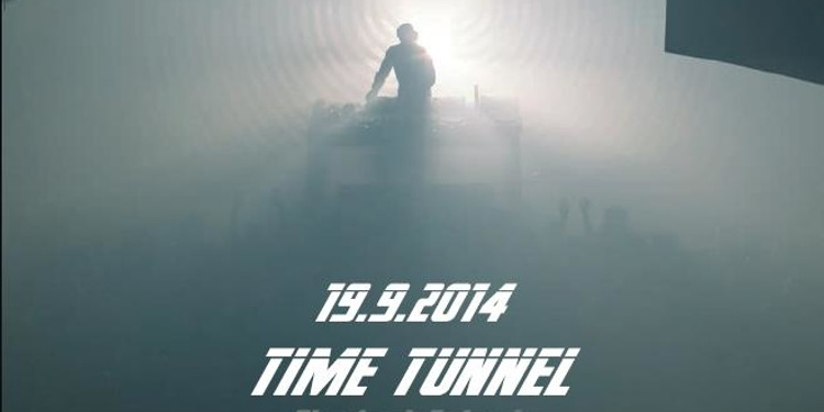 Time Tunnel #4 - The Last Episode - Jeff Mills