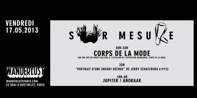 Sur Mesure : Corps de la Mode
