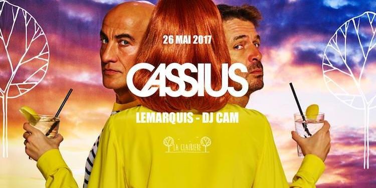 Cassius x La Clairière