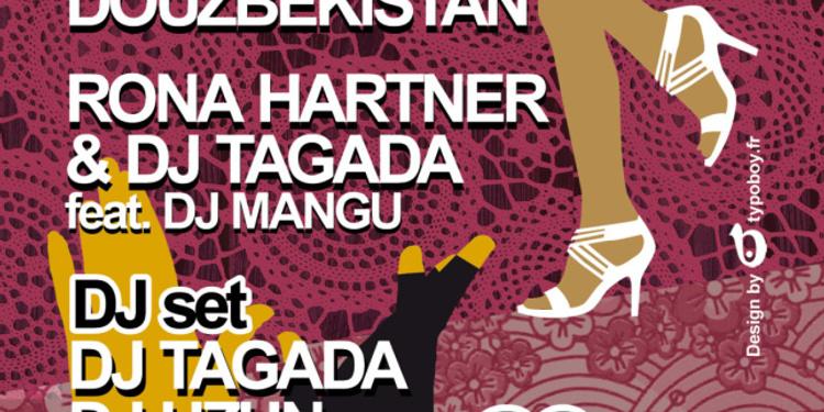 La Java des Balkans - La Fanforale Du Douzbekistan + Rona Hartner & DJ Tagada