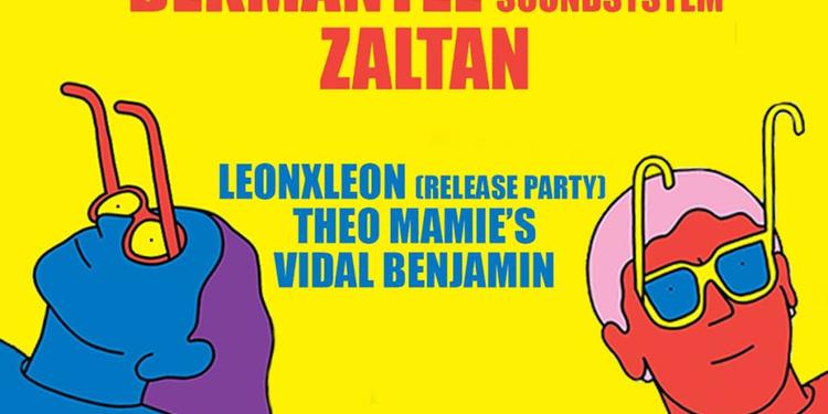 Pedro Night #2: Call Super, Dekmantel Soundsystem, Zaltan