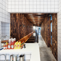 Le Ruisseau Burger Joint