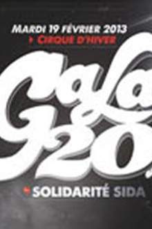 Gala des 20 ans de Solidarité Sida