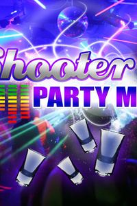 shooter party - o'chupito - vendredi 27 novembre