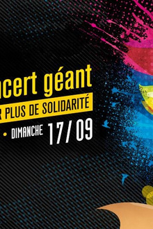 Printemps Solidaire, meeting/concert