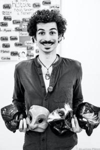 Stage Commedia dell'arte - L'animalité du masque - dirigé par Charly Labourier - Le Mystère Bouffe - du samedi 30 octobre au dimanche 31 octobre