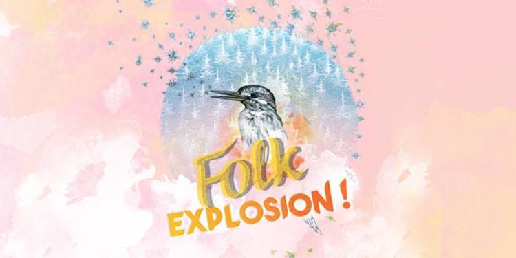 Folk explosion ! avec Xavier Boyer, Julien Pras et Barbe Bleue