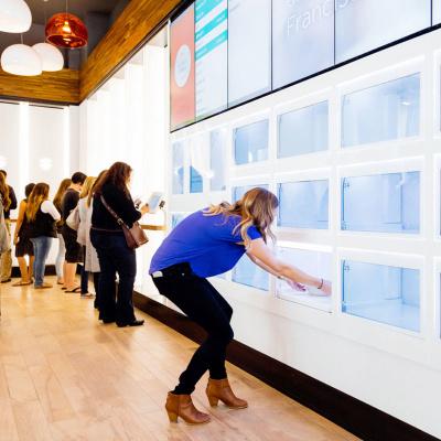 Insolite : un restaurant bio futuriste à San Francisco