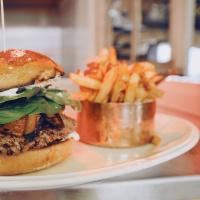 Mamie Burger Faubourg Montmartre