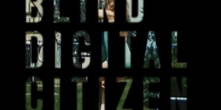 Concert Blind Digital Citizen + Caandides + iñigo montoya !
